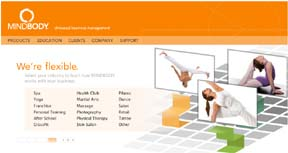 Mind Body Online Software