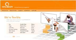Mind Body Online Software