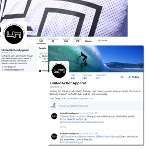 Growth in Twitter Followers