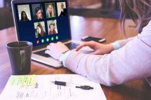 online marketing and video conferencing